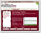 Genealogy Finder - FREEWARE